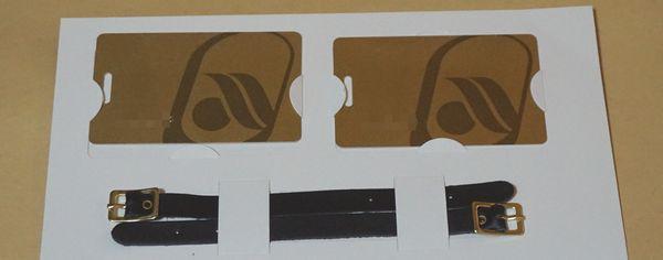 エアベルリンバゲージタグ画像