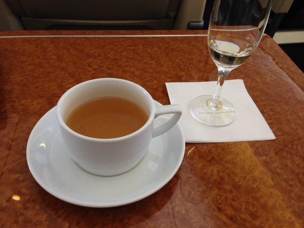 JALコンソメスープ画像