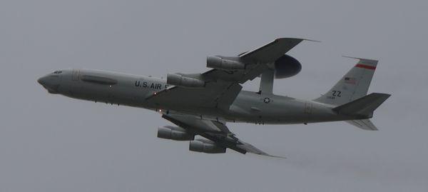 E-3 早期警戒管制機画像