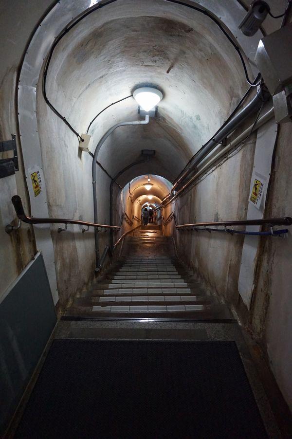 海軍司令部壕入口画像