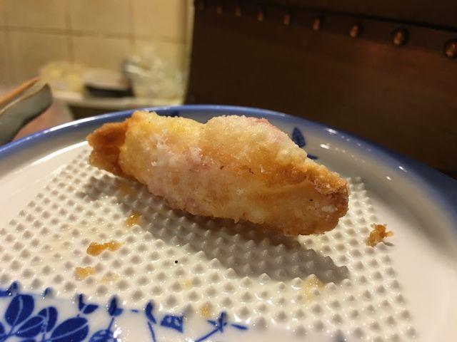 大阪うえしまのチーズしょうが