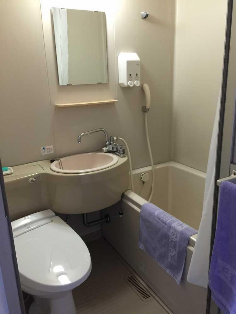 天童シティホテルバス・トイレ画像